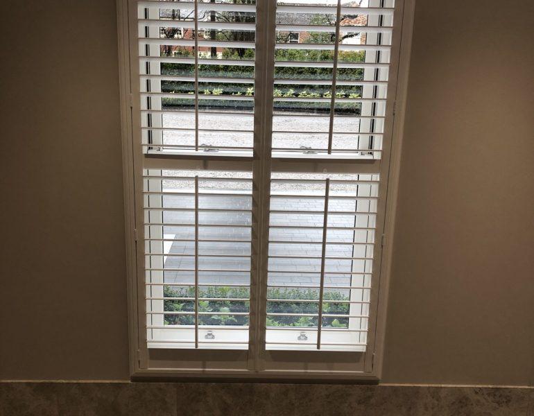 indoor walkon glass in home